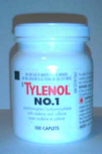 TYLENOL 1 CODEINE 8mg from Canadian Pharmacy